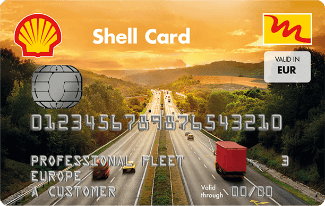 Shell Card Internationaal Single