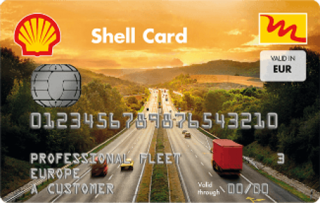 Shell Card Internationaal Multi